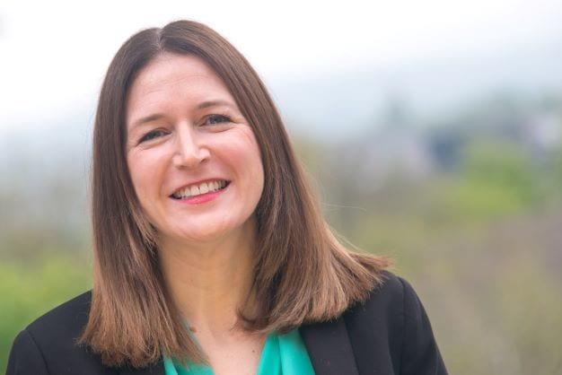 Allison Ash, new headteacher of Brian Clarke